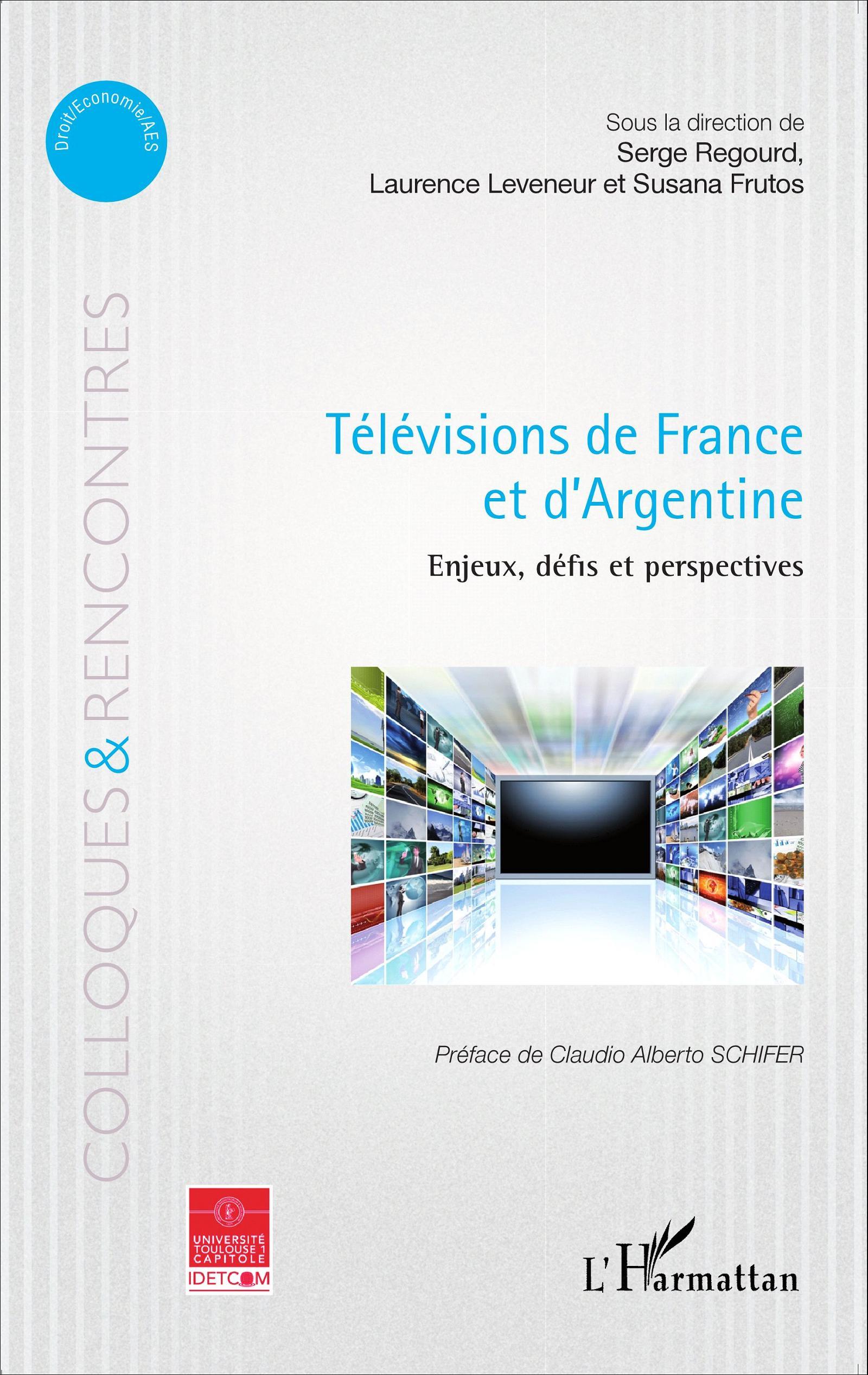 Dans des contextes historiques différents l'Argentine et la France ont opéré à travers des lois une régulation de la télévision publique; la législation argentine s'est d'ailleurs inspirée de la législation française. Cette étude comparative menée par des